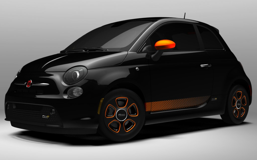 fiat 500e voiture lectrique. Black Bedroom Furniture Sets. Home Design Ideas
